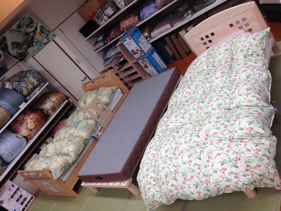 夢幸望ハヤカワ ひのきベッドの新作